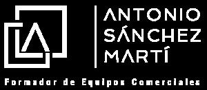 Antonio Sánchez Martí. Formador en Ventas